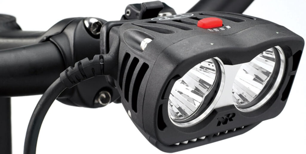 The Brightest Bike Light Of 2018 -- Reactual